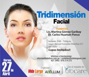 Tridimensión Facial